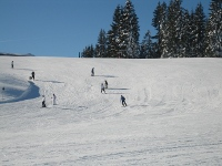 Skiing in Kitzbuhel
