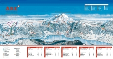 Are Ski Resort Sweden Piste Map