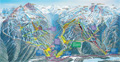 Whistler Blackcomb Ski Piste Map