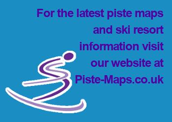Latest Piste Maps and Ski resort Information