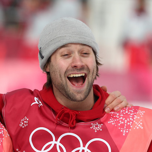 Billy Morgan Olympic Skier, Team GB