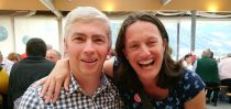 Big Three, Alberta, Canada Ski Trip with Ian and Clare Peckitt
