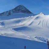 Hintertux Glacier, end of the Zillertal Valley, Austria