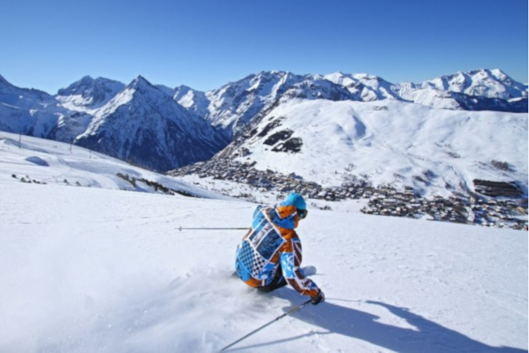 Les Deux Alpes for Summer Skiing