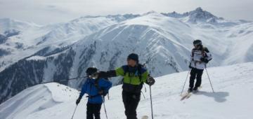 Gulmarg Skiing with Matt Appleford of the Adventure Project