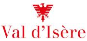 Val d Isere ski resort - logo