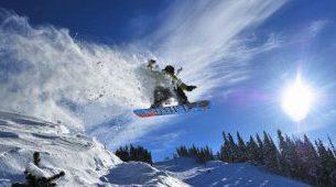 Whistler Blackcomb Ski Resort, Canada